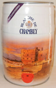 BLANCE-DE-CHAMBLY-Beer-gallon-from-CANADA-5-Liter