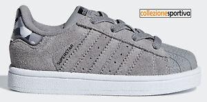 Col Bambinobambina Adidas Superstar B37284 Scarpe a6fFW1w