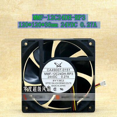 huayu for SANYO 109P0412J3123 4028 12V 0.35A 4cm Server Inverter Cooling Fan