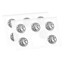 2017-Canada-125th-Anniversary-Stanley-Cup-25-Cents-Coins-10-Coin-Pack thumbnail 3