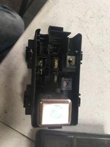 2001 HONDA CRV CR-V OEM UNDERHOOD FUSE BOX FUSEBOX FUEL ...