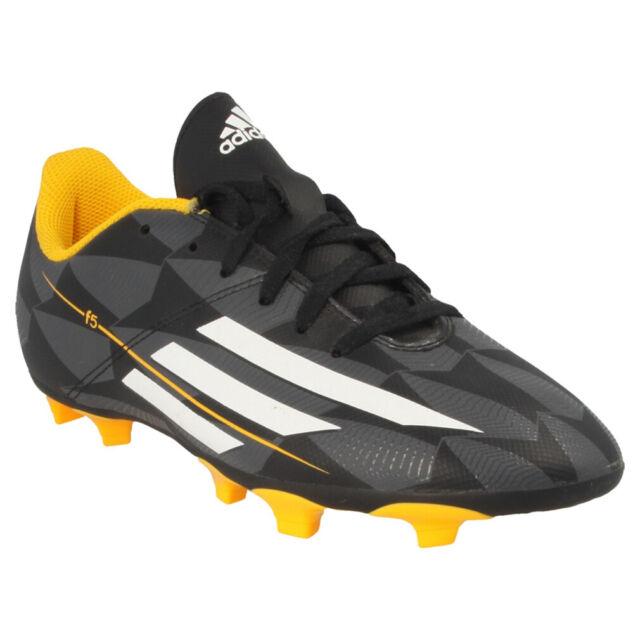 Adidas F5 Fg J Scarpe da Calcio Juniors Tacchetti Sportive M17674