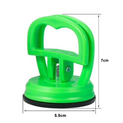 2x Saugheber Vakuum-Heber Mini-Sauggriff Glasheber Gummisauger Saugnapf-Halter