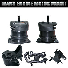 5pcs Engine Motor Trans Mounts for 98-02 Honda Accord (V6 3.0L) Auto Trans AT