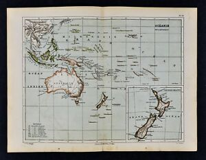 1885 Cortambert Map Oceania South Pacific Australia New ... on blank map of dubai, blank map of gabon, blank map of the west indies, blank map of togo, blank map of curacao, blank map of the indian subcontinent, blank map of red sea, blank map of kyrgyzstan, blank map of auckland, blank map of tortola, blank map of tongatapu, blank map of palau, blank map of central african republic, blank map of manila, blank map of macau, blank map of latvia, blank map of the south pacific, blank map of st. croix, blank map of west australia, blank map of comoros,