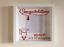 IKEA ribba Box cadre personnalisé Vinyle Mur Art Citation Félicitations Examens Boy