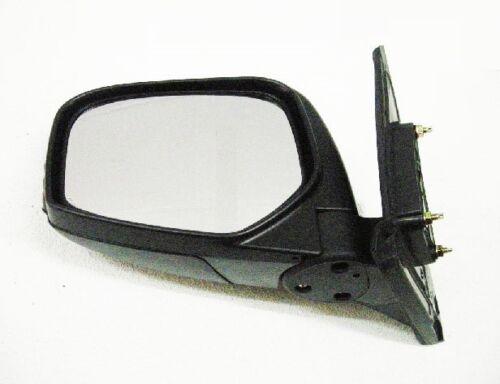 Mitsubishi L200 2.5DID B40 Pick Up Door//Wing Mirror Black Manual L//H 03//2006+