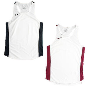 e94ef6bb02f6 Details about Nike 642082 Men s Anchor Singlet Running Tank Top Sleeveless  Dri-FIT Shirt