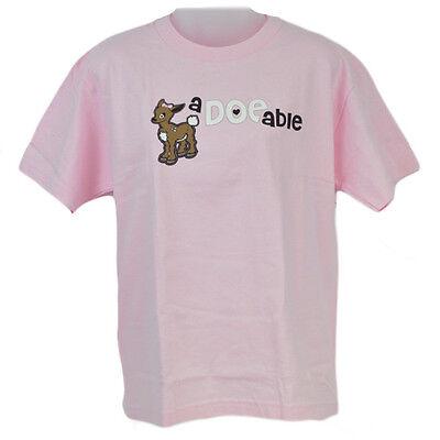 Fanartikel Jugendliche Für Mädchen Kinder Adoeable T-shirt Doe Damen Reh Natur Baumwolle L Von Der Konsumierenden öFfentlichkeit Hoch Gelobt Und GeschäTzt Zu Werden Weitere Ballsportarten
