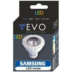 LED VevoGerman Glühbirne GU10 5W6WSMD2835 Samsung38° GradA+