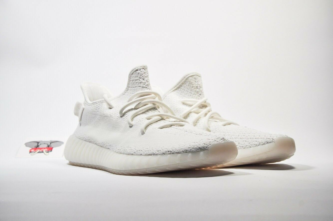 ADIDAS YEEZY YEEZY YEEZY BOOST 350 V2 CREAM WHITE CWHITE CP9366 SIZE 10.5 acd2d0