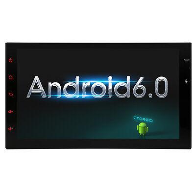 "QUAD-CORE 7"" Android 6.0 Car Stereo Radio GPS Navigation Player Wifi 3G OBD2 USB"