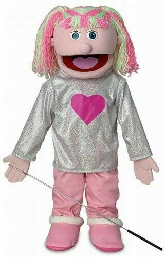 14 Kimmie by Silly Puppets Pink