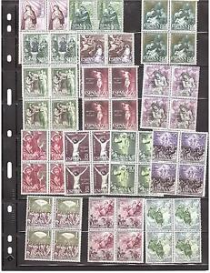 EDIFIL-1463-77-SANTO-ROSARIO-BLOQUE-CUATRO-ANO-1962-NUEVO-SPAIN