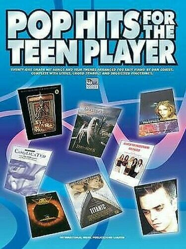 Pop Hits Für Die Teenager Player: Piano, Voice, Gitarre Hardcover