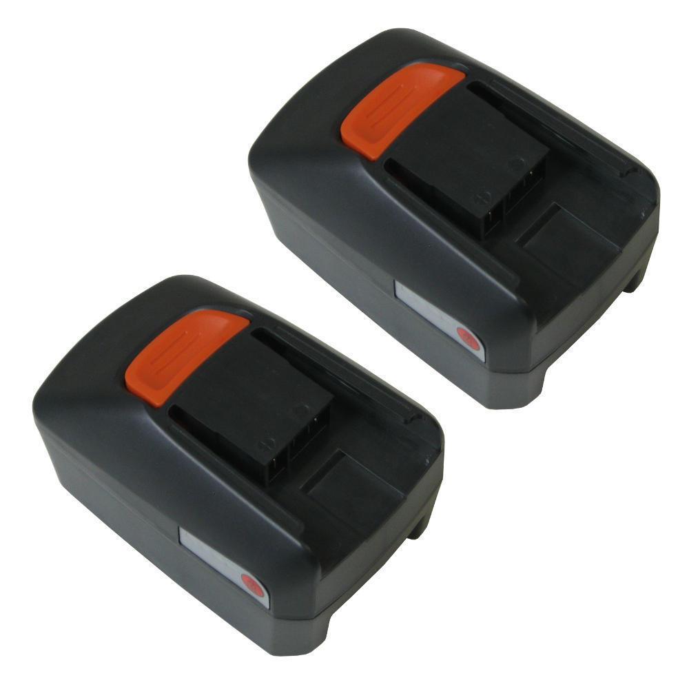 2x Premium AKKU 14,4V 4000mAh Li-Ion für Fein ASM14-9PC ASW14-10 ASW14-10PC