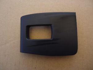 Audi A3 8P 5 Door Front OS Right Door Handle Switch Trim Black 8P4867586A