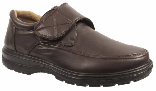 MENS CASUAL SMART OFFICE LIGHTWEIGHT COMFORT WORK CASUAL FORMAL SHOES SIZE 7-11