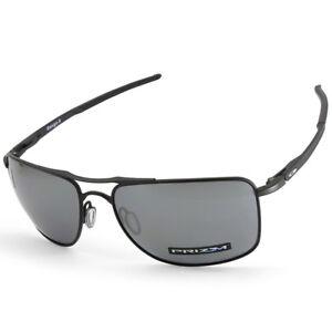 cce3285f82 Oakley Gauge 8 L OO4124-02 Matte Black Prizm Black Polarised Men s ...