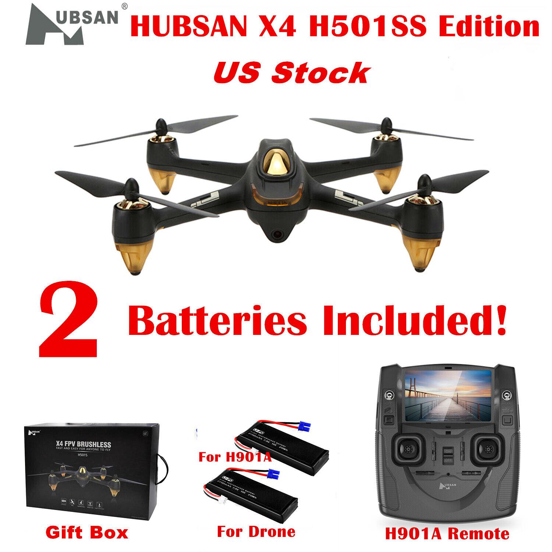 Hubsan H 501 s s FPVドローン5.8 g