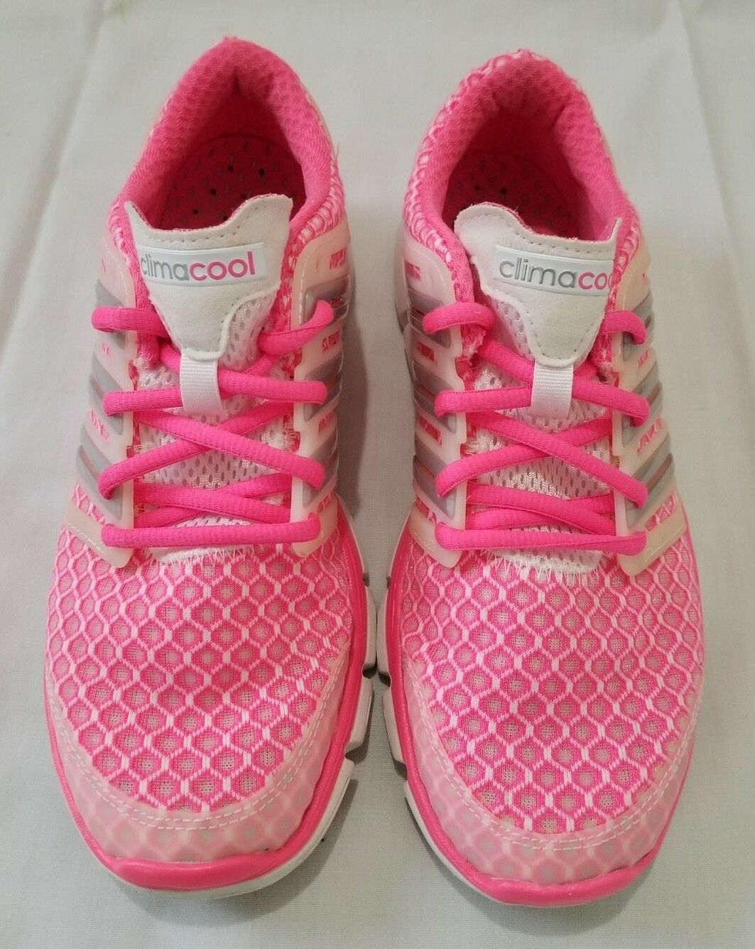 Details about Adidas CC Ride Climacool Running Shoes GrayPink G15761 Women Size 7 M