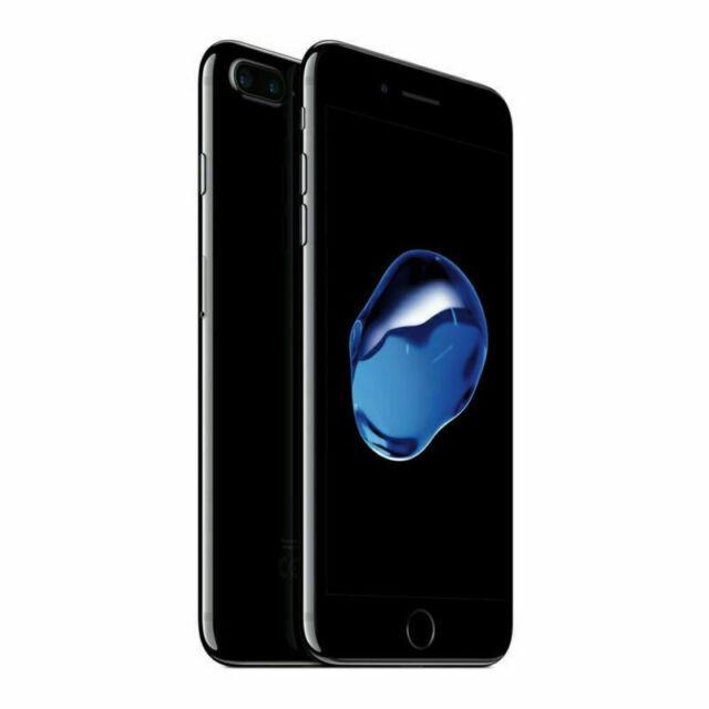 Apple Iphone 7 Plus 128gb Diamantschwarz Ohne Simlock A1784 Gsm Günstig Kaufen Ebay