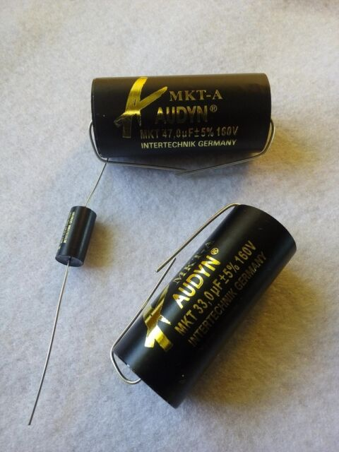 Intertechnik Film Capacitor Mkta 2, 2µF/160VDC