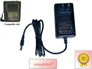 Car DC Adapter Charger for Trilithic 860 DSPi 1GHz 860 DSP Cable Analyzer Meter