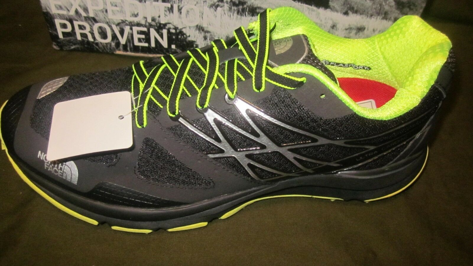 The North Face Men's Ultra CARDIAC GTX Hiking shoes  12