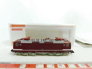 BG938-0-5-Arnold-Spur-N-DC-2302-E-Lokomotive-143-904-1-DB-sehr-gut-OVP