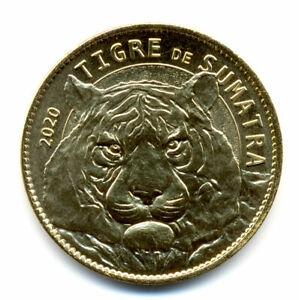 80 AMIENS Zoo, Tigre de Sumatra, Arthus-Bertrand