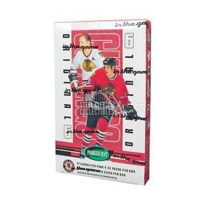 2003-04-Parkhurst-Original-Six-Hockey-Chicago-Blackhawks-Hobby-Box