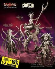 Lust Elves Chaos Female Raging Heroes 23370 Keshyrii Centaur Heroine Sci-Fi