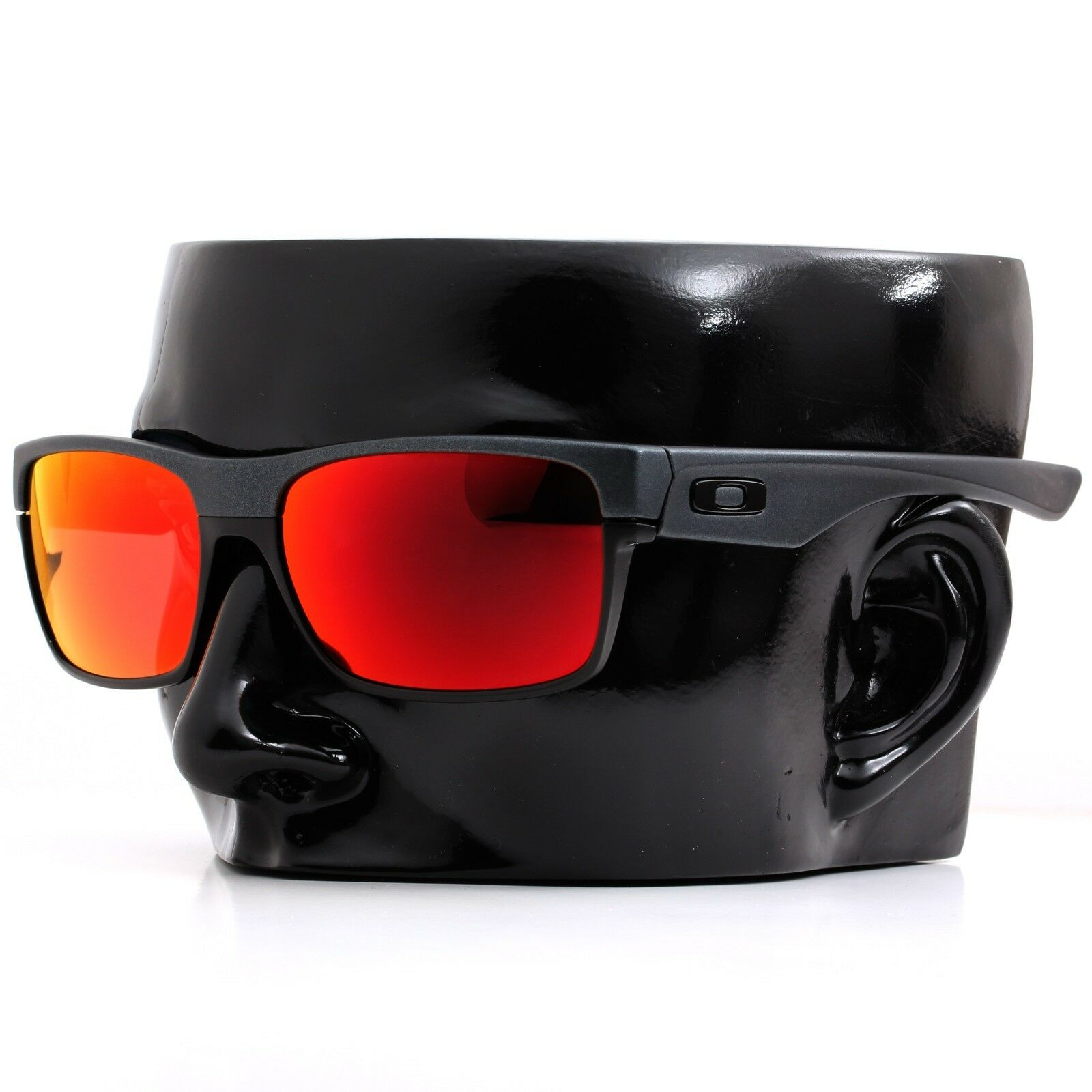 aftermarket oakley lenses j1kv  Polarized IKON Iridium Replacement Lenses For Oakley Twoface + Red Mirror