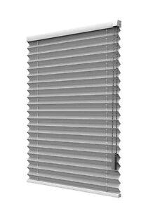 Plissee-JPK-Faltrollo-mit-Kettenzug-Verdunklungsrollo-Thermostopp-Hitzeschutz