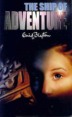 The Ship of Adventure by Blyton, Enid, Acceptable Book (Paperback) Fast & FREE D