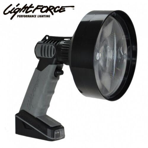 240mm *Lightforce Enforcer Handheld Lamp 170mm 140mm LED 140mm,Battery Pack