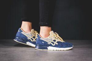 Asics-GEL-LYTE-dark-blue-marzipan-scarpe-donna-sneaker-pelle-scamosciata-tela