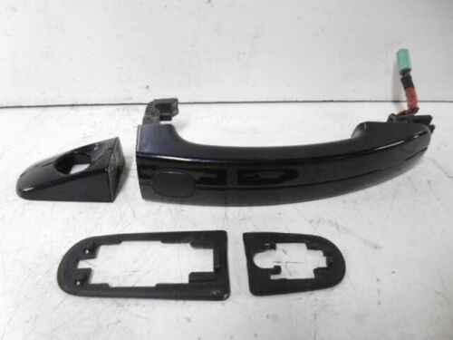 Ford Focus Sin Llave Controlador Puerta Manija en Panther Negro 2011 2012-2016