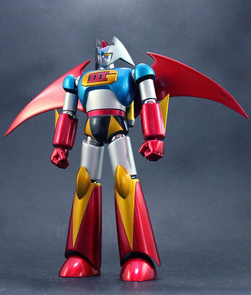 EVOLUTION TOY GEKIGANGER III Metallic color version Dynamite action  GK Limited