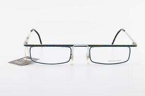 CHAI-Brille-Mod-Ba-Fg11-493-50-22-150-Crazy-Vintage-Eyeglasses-Frame-Square