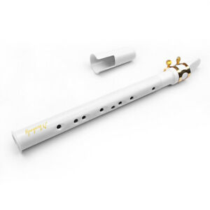 Muslady-White-Mini-Pocket-Saxophone-Portable-Little-Sax-with-Black-Carrying-R8K7