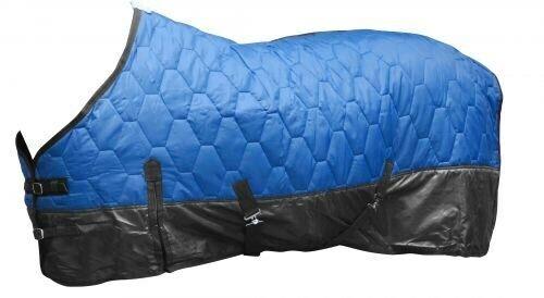 70  Blu 420 Denari Trapuntato Nylon Cavtuttio Inverno Coperta da mostrareuomo nuovo Tack