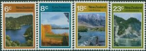 New-Zealand-1972-SG993-996-Lake-Scenes-set-MNH