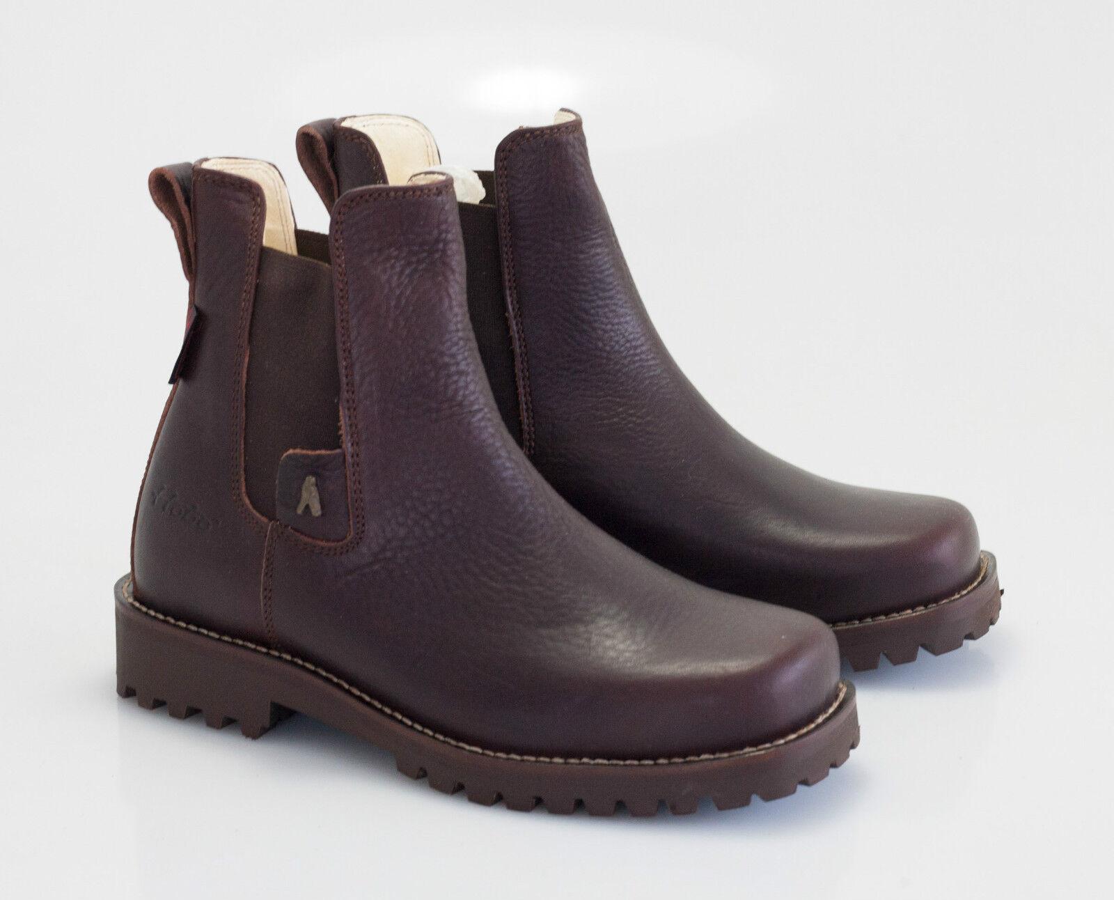Hobo Schuhe Stiefelette braun 45 Fuego TR Herren 46 45 braun Reitstiefelette Stallschuhe 6d676c