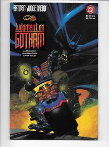 Batman-Judge-Dredd-Judgment-On-Gotham-1-1991-NM-1St-Print-DC-Comics