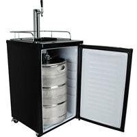 Full Size Keg Refrigerator, Draft Beer Kegerator Cooler Compact Dispenser Fridge
