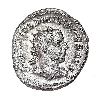 Philip I The Arab 244-247 AD AR Antoninianus Rome Mint Ancient Roman Coin RIC.51