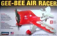 Lindberg 1:48 Scale Gee Bee Racer Plane Model Kit