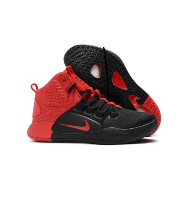 new high quality really cheap catch Nike Hyperdunk X 2018 University Red High Top Shoes Ao7893-600 Mens Sz 13